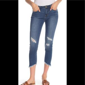 AOS Sammy Distressed Super Soft Distressed Jeans